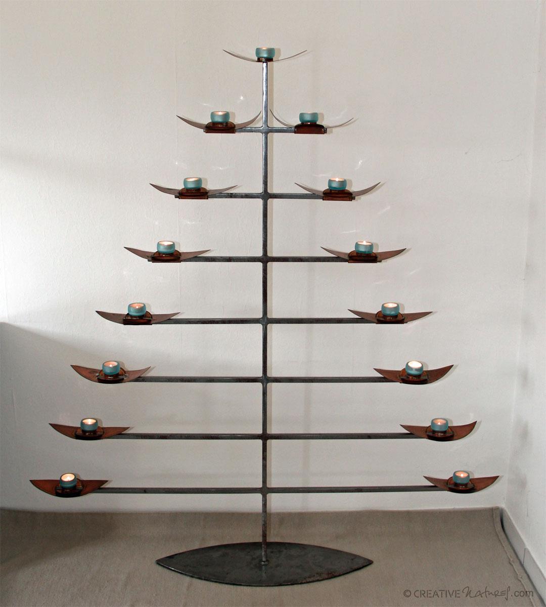 Kerzenbaum Gesamtansicht2